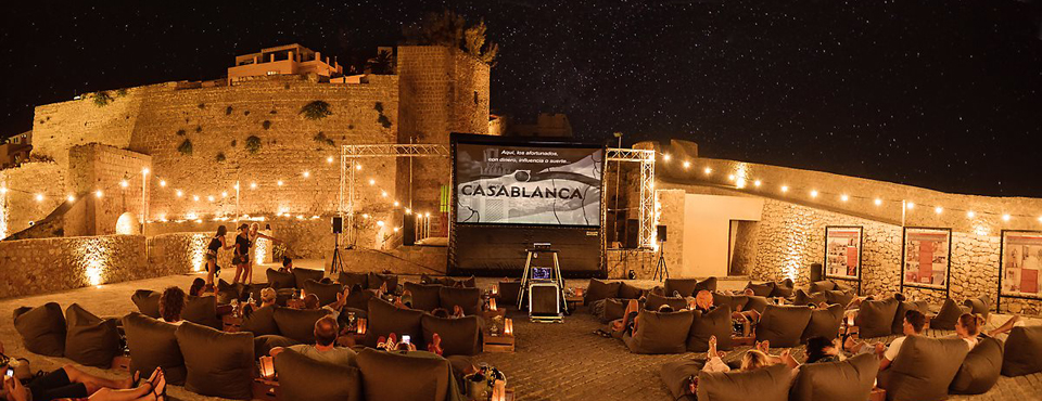 Lime in the Coconut – Ibiza pop-up cinema