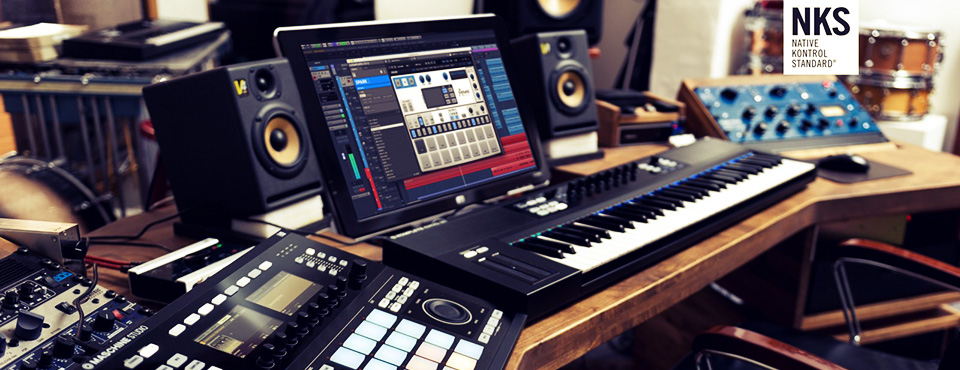 Native Instruments launch 2017's product workshops at Pikes
